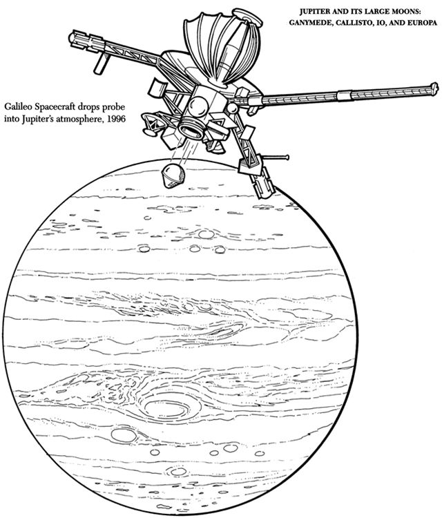 Space Exploration Coloring Pages Coloring Pages Space
