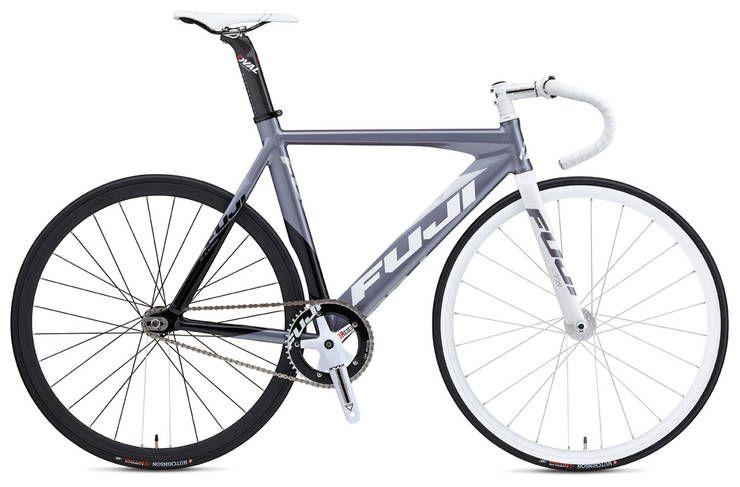 Fuji Track 2.0 2012 Single Speed Track Bike...Fuji for fun | By ...