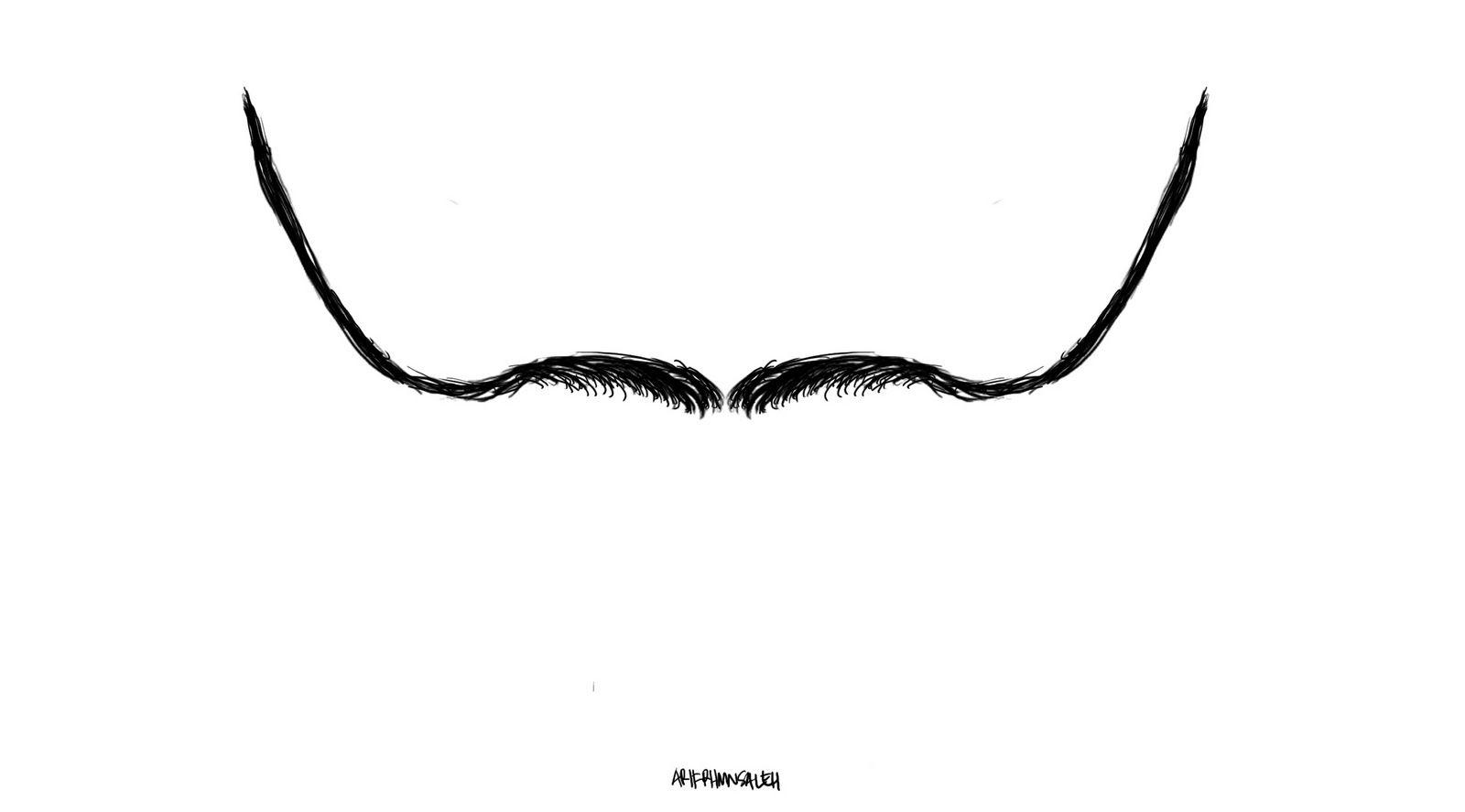 Mustache Image By Ramone Fernanda