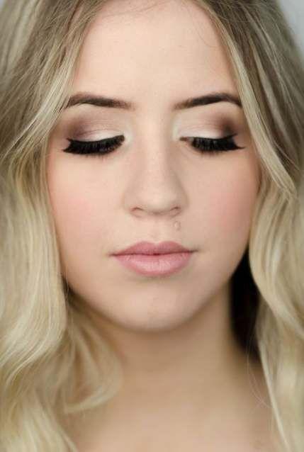 Photo of Trendy Make-up Brautjungfer fallen Ideen