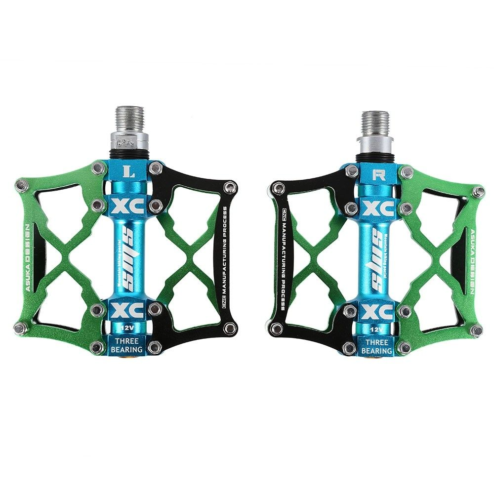 Big Foot Road Bike Bearing Paired Outdoor Cycling Mountain Pedal Aluminum Alloy