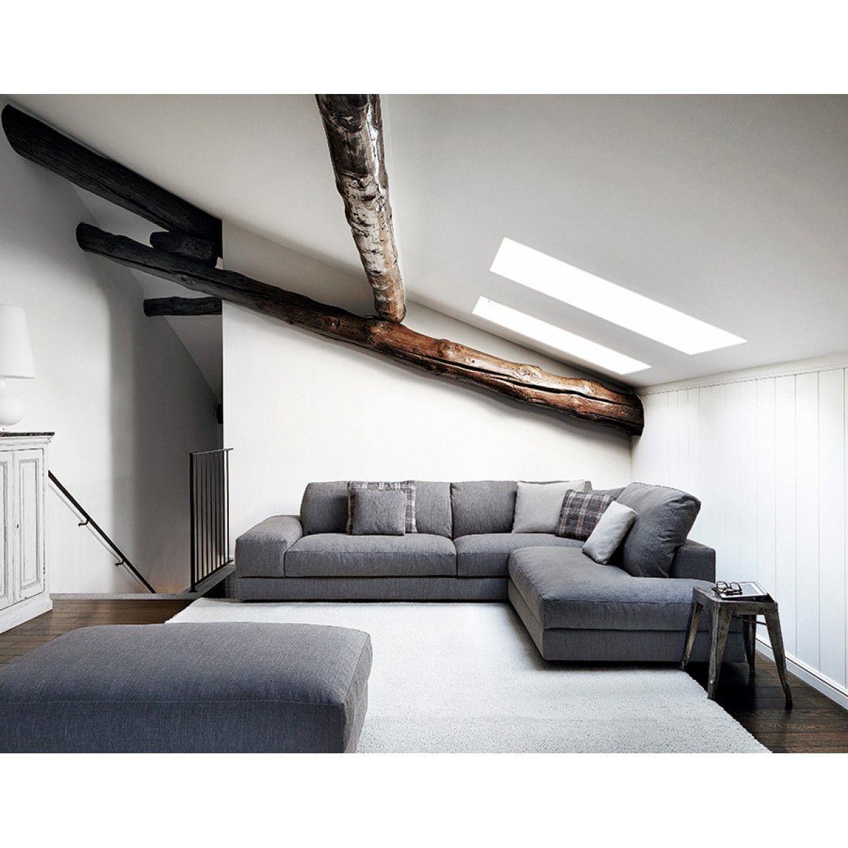 Swan Italia Hamlet Sofa   Very Flexible And Modern Modular Sofa Range,  Which Has Ingenious