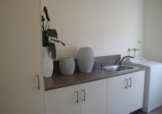 Laundry Design Ideas By Riviera Joinery