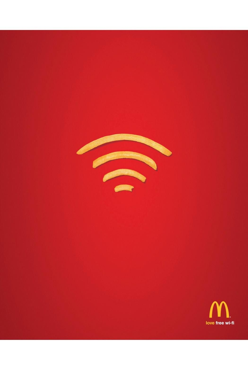 Mcdonald announcing free wifi in 2020 with images free