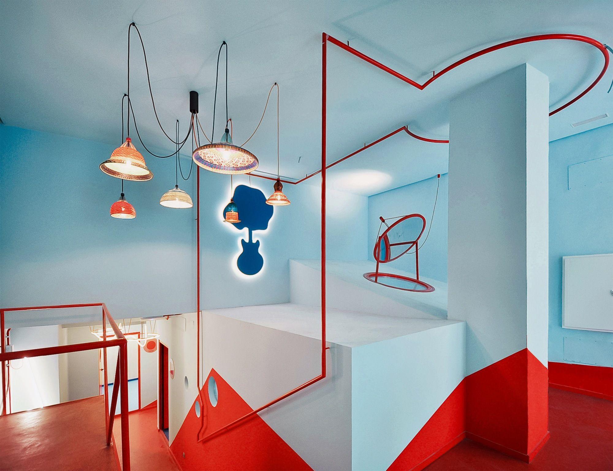 Musicality school manuel collado arpia contemporary architecture amazing architecture interior architecture music