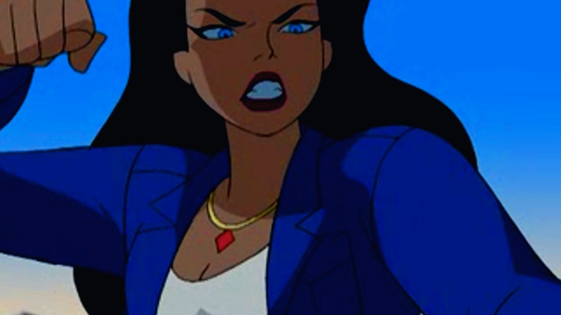 Wonder Woman Gets Pissed Off on Her Day Off in Justice League Unlimited