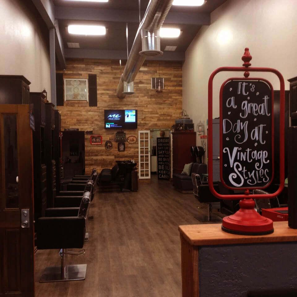 Hair and Nail Salon in Fremont, Ca. Vintage Styles (With