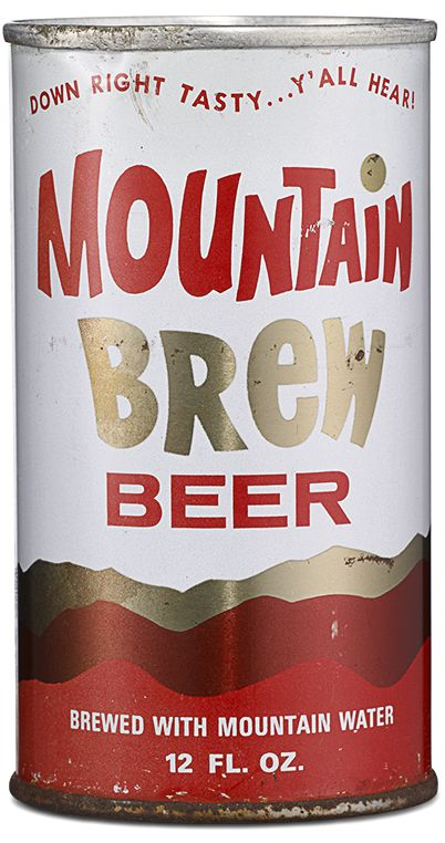 Mountain Brew beer cam