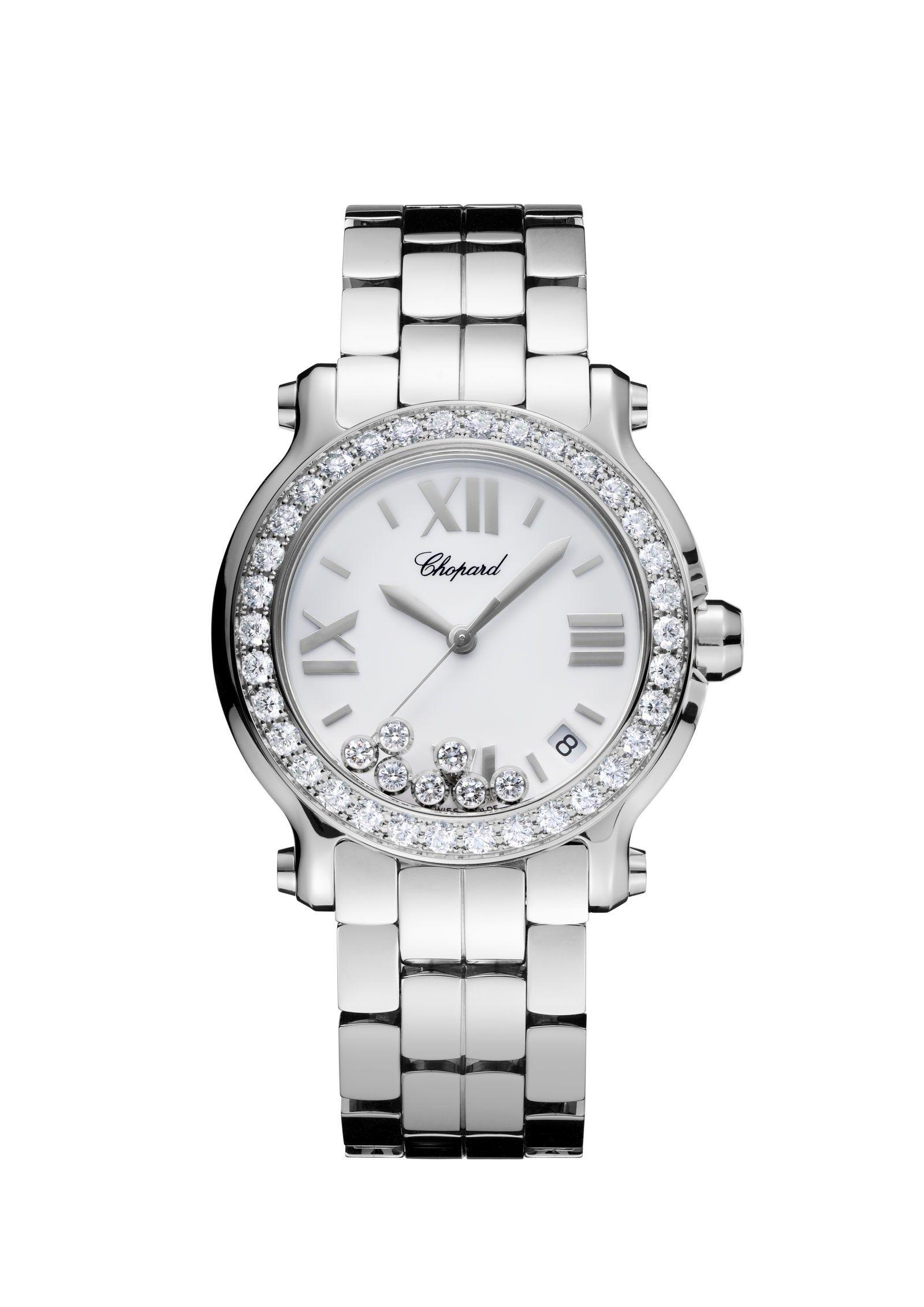 Happy Sport 36 MM Watch Chopard watch, Diamond watches