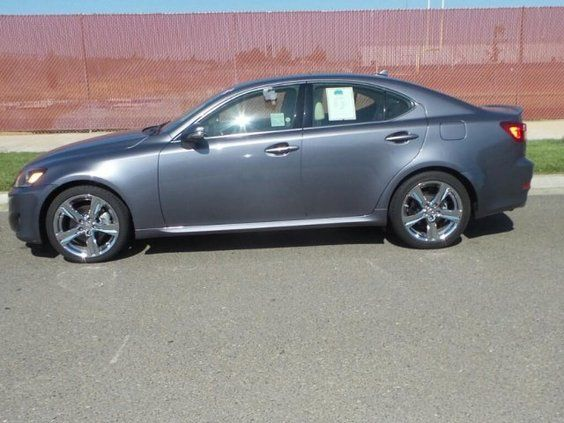 2012 Lexus Is 250 250 Exterior Nebula Gray Pearl Gray Status