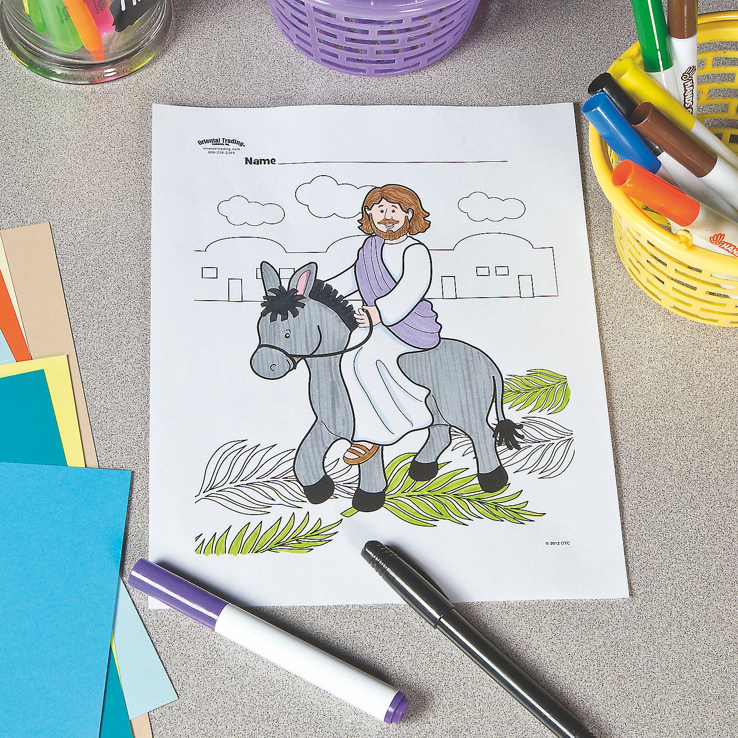 Palm+Sunday+Free+Printable+Coloring+Page+-+OrientalTrading.com ...