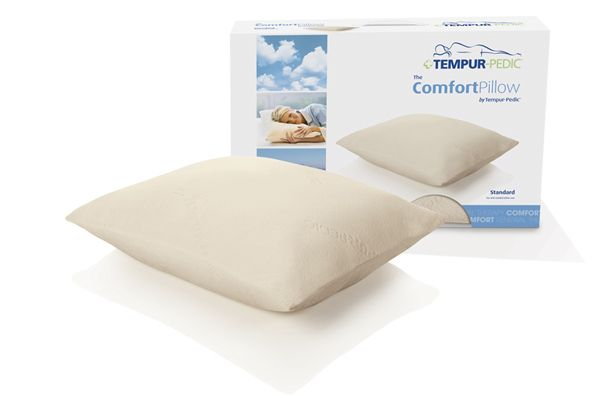 The Comfort Pillow By Tempur Pedic 159 Http Bit Ly Xbpw63 Or Call 1 877 384 2903 Tempurpedic Tempurpedic Pillow Mattress Price