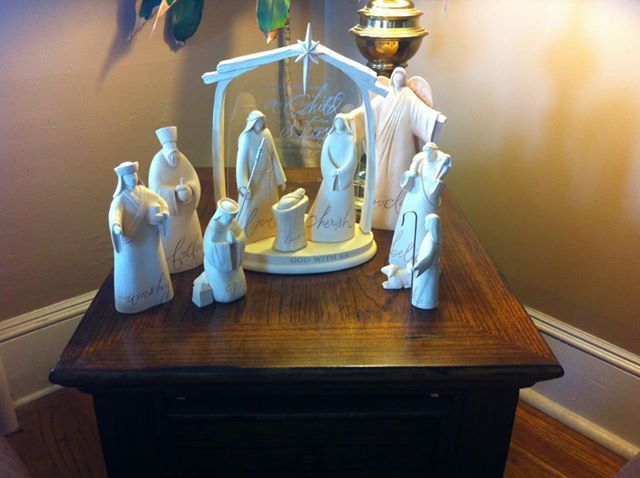Mobilinolimit ~ God is with us nativity collection mary & martha pinterest