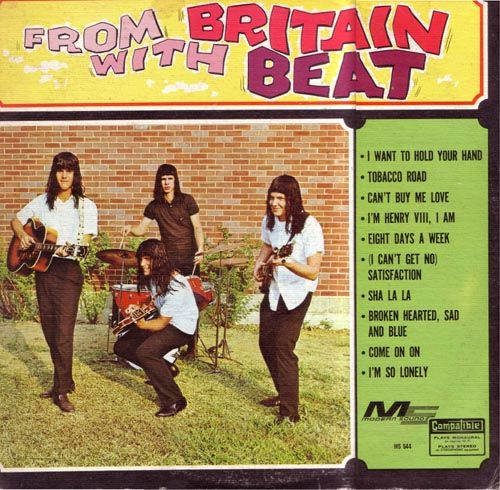Beatfront Music Albums Vinyl Records Can T Buy Me Love