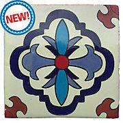 New! Hand-Painted Talavera Tile