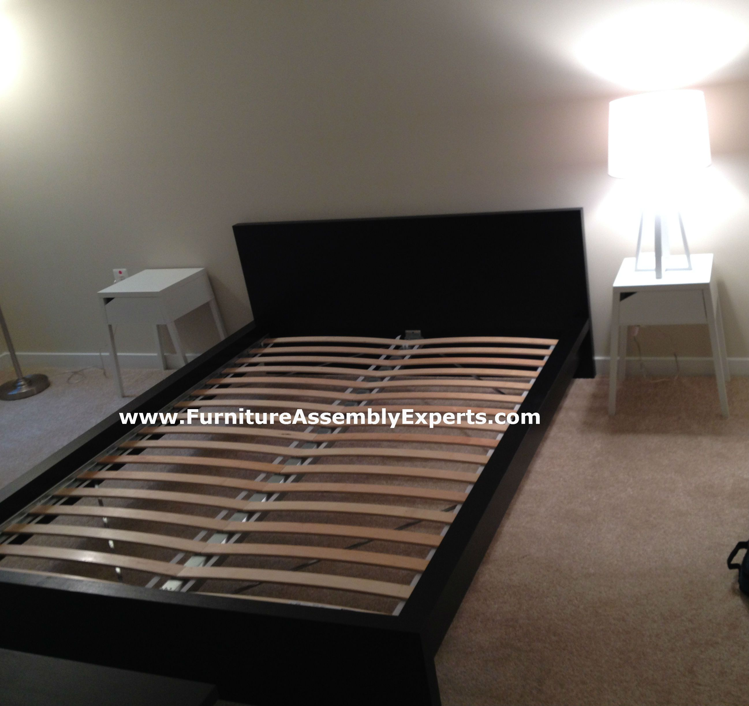 Ikea Malm Bed Assembled In Great Falls Va By Furniture Assembly