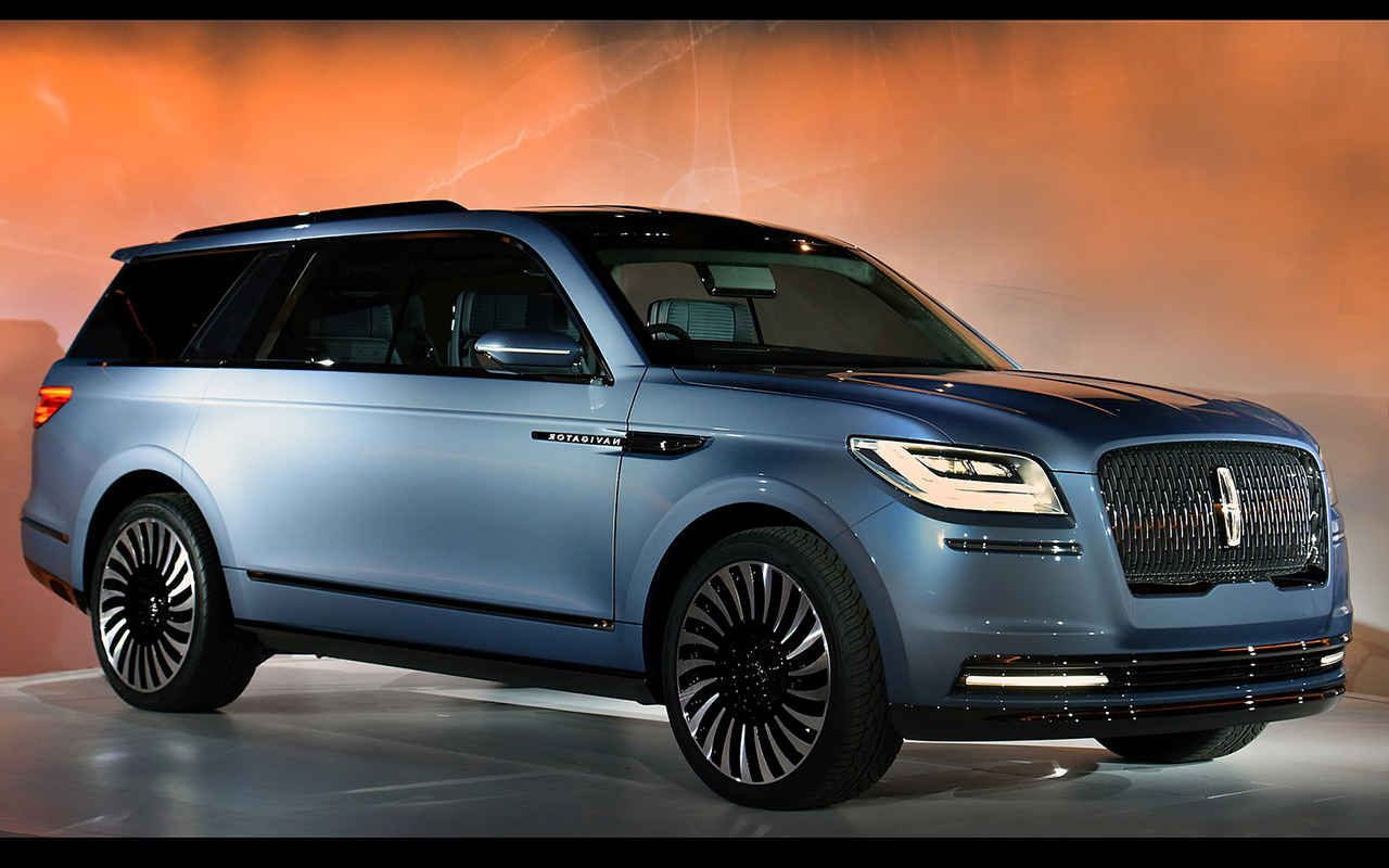 2018 lincoln navigator concept redesign release date price and pictures the new concept of. Black Bedroom Furniture Sets. Home Design Ideas