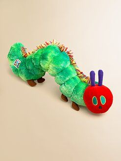 We've got him!  Use in photo shoot! - sj   The Very Hungry Caterpillar