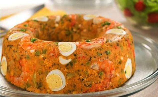 Quer variar um pouco nos acompanhamentos? Aposte na receita de cuscuz, que pode ser feito de várias formas. Veja também Receita com ovos diferente Receita de patê de alho-poró Como fazer casquinha de siri Ingredientes 1 xícara de chá de azeite de oliva 1 ce