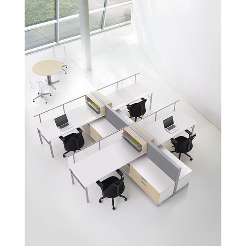 Herman Miller Canvas Office Landscape Creating Epic Workplaces With Canvas At Www Thomasinterior Co Open Office Design Open Concept Office Open Office Layout