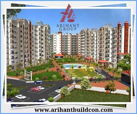 This view is of Arden #apartments Greater Noida...Experience the most spacious, elegant, iconic & luxurious #flats. Check out here:- http://www.arihantarden.com/arihant-arden-features.html