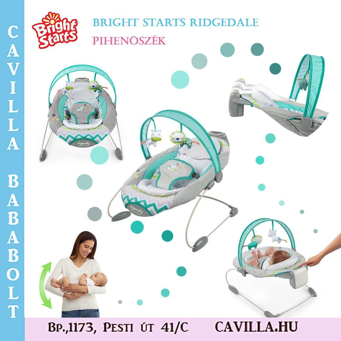 Bright Starts - Termékek márkák szerint - Cavilla Bababolt  92a371281e