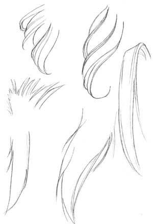Photo of How to Draw Hair (Part 1)