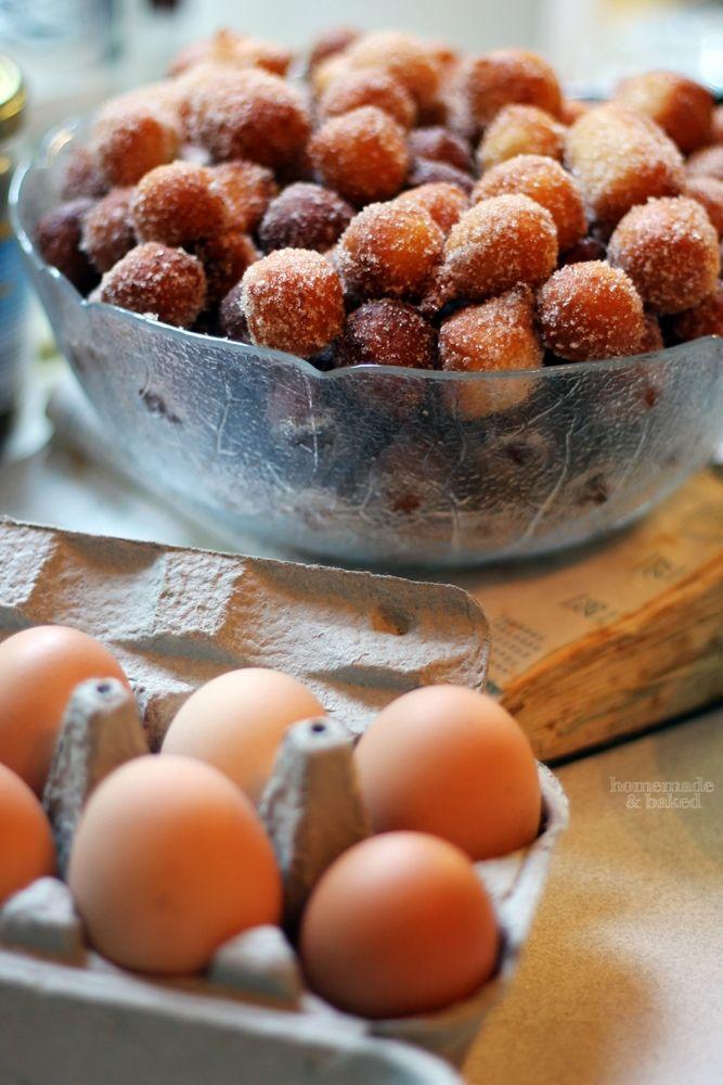 Quarkbällchen (oder eher Quarkmurmeln) nach Omas Rezept DDR - kochrezepte deutsche küche