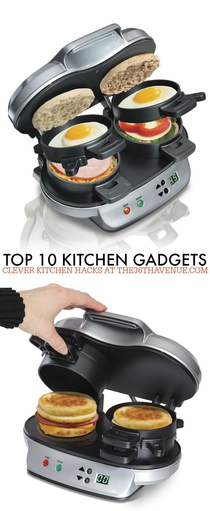 Kitchen Gadgets - 10 CLEVER Gadgets that will make your life easier! See them…