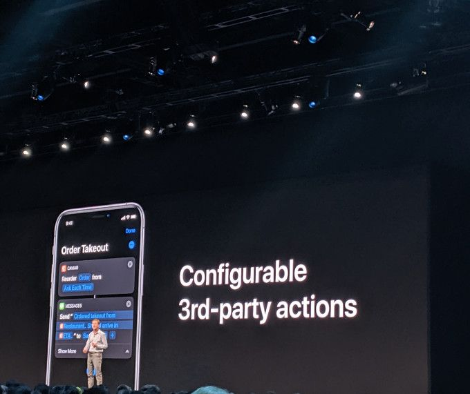 Siri Shortcuts comes builtin on iOS 13, allows for more