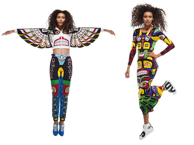 "Jeremy Scott Adidas ""American Indian"" SS13 Fashion 3c38076a2ed3"
