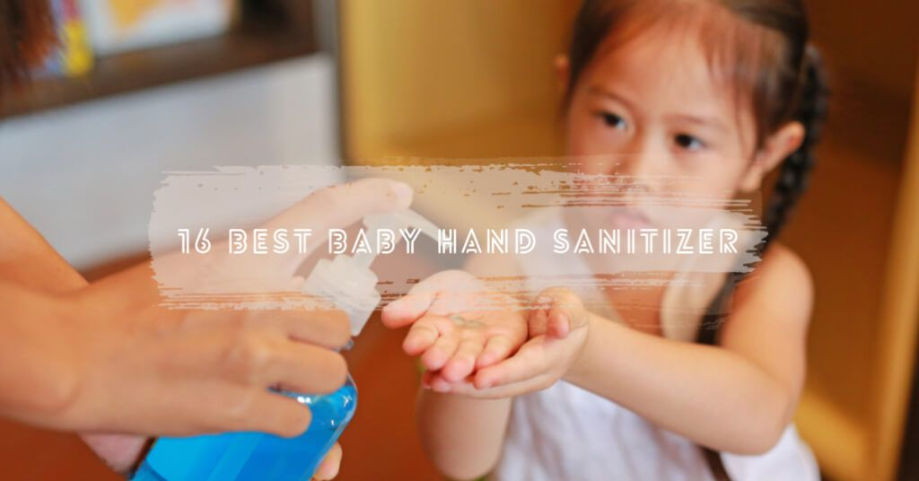 Is It Safe To Use Hand Sanitizers In Babies Di 2020 Alkohol