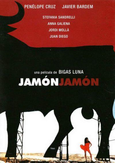 Jamon Jamon #cine #España