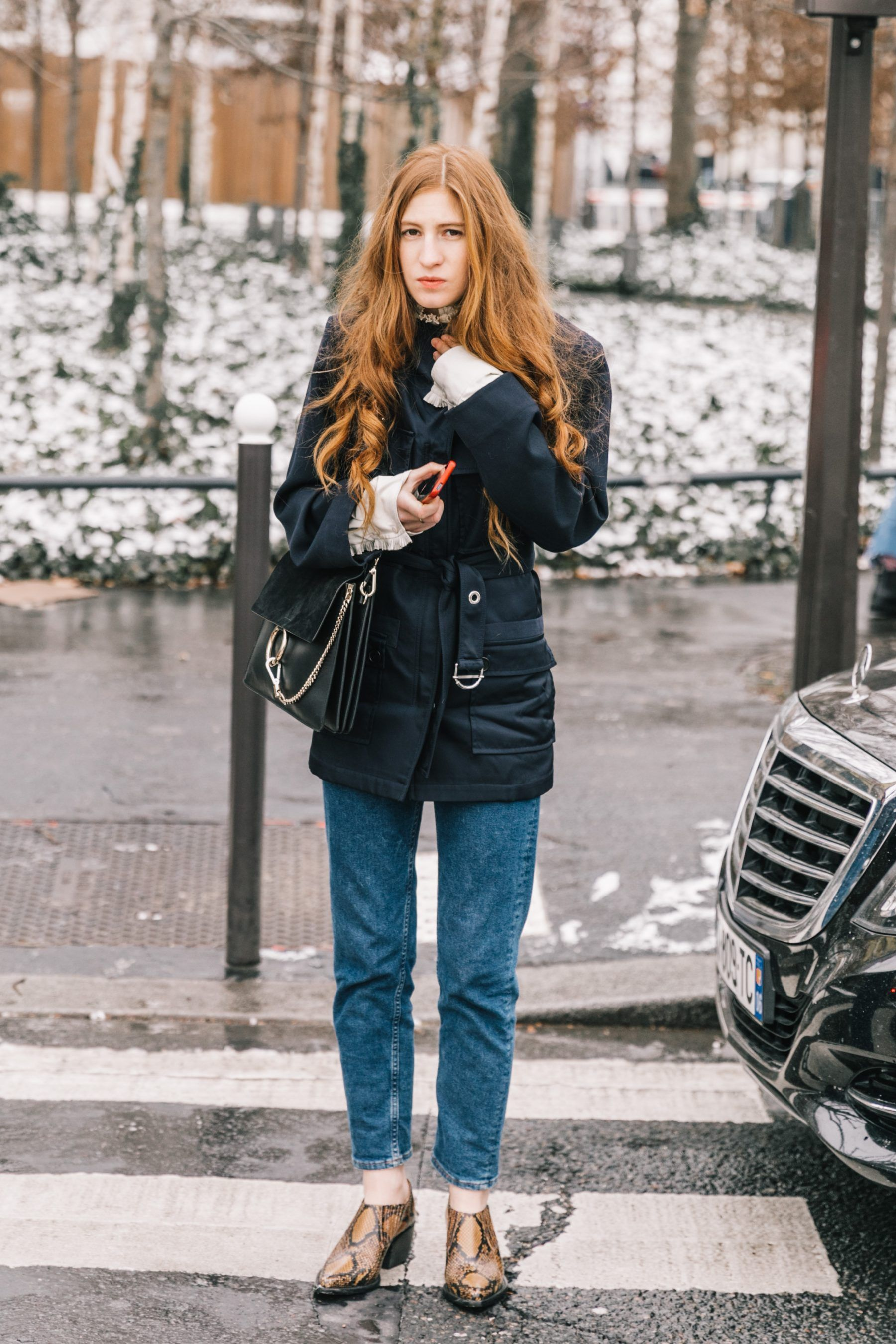 20 Fall Street Style Looks To Copy From Paris Fashion Week18/19  #designfinderstyling #