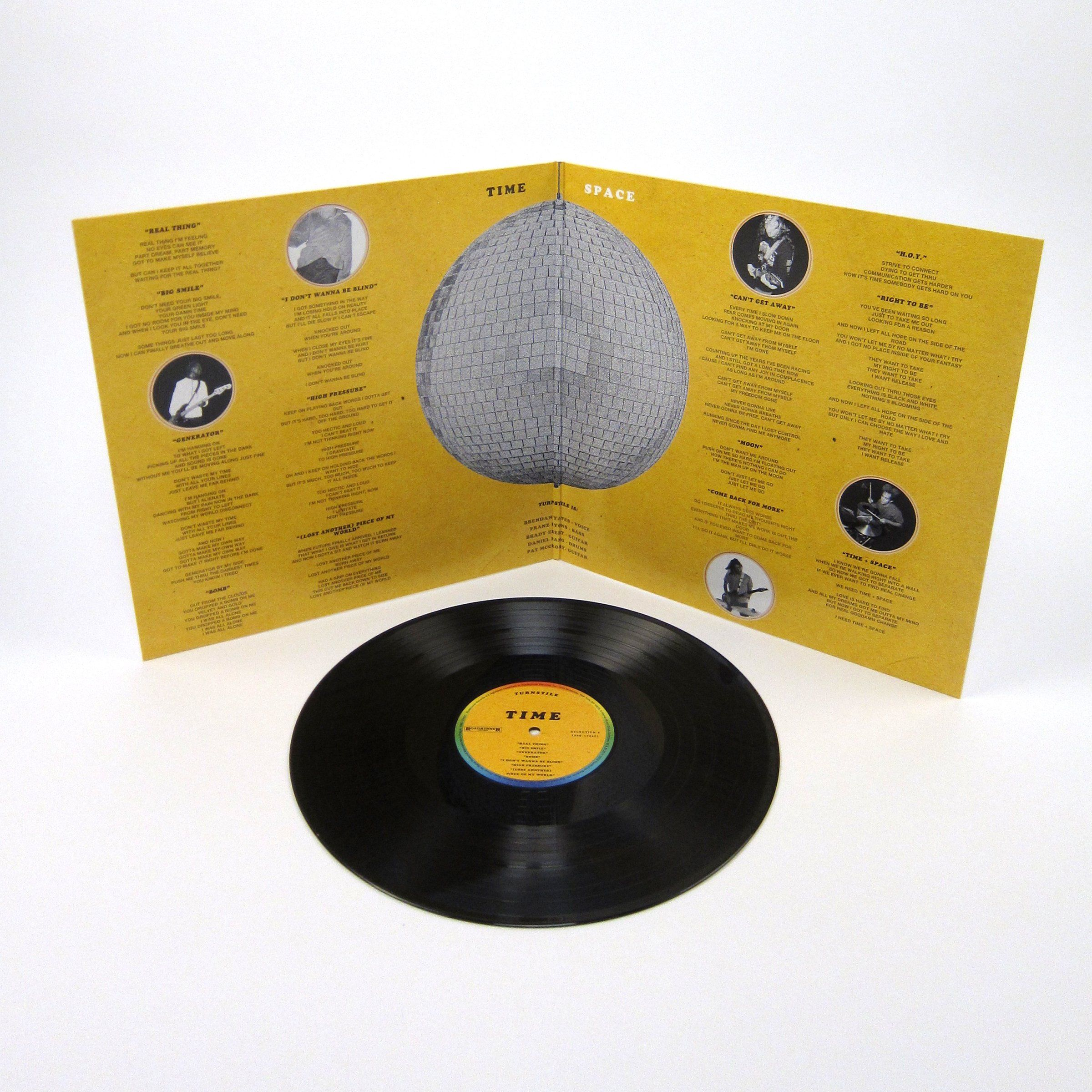 Turnstile Time & Space Vinyl LP | Products | Music labels