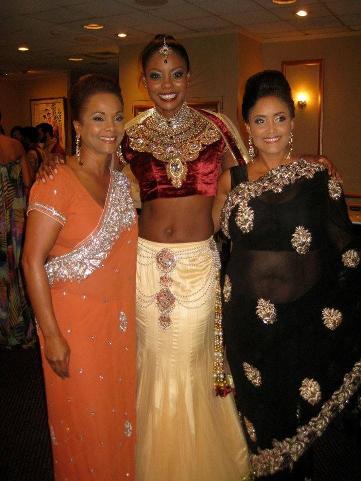 Our Beauty Queens Janelle Penny Commissiong Wendy Fitzwilliam And Giselle La Ronde West Trinidad And Tobago Trinidad Tobago