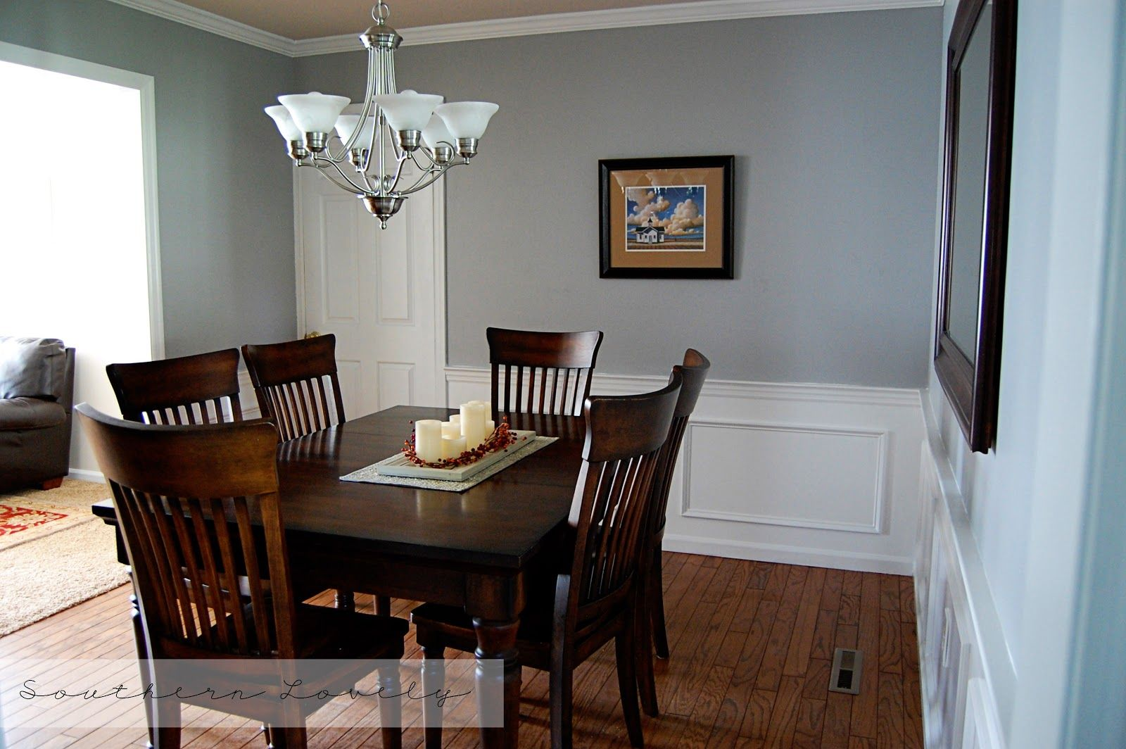 Best Southern Lovely Paint Color Pebble Gray By Glidden 640 x 480