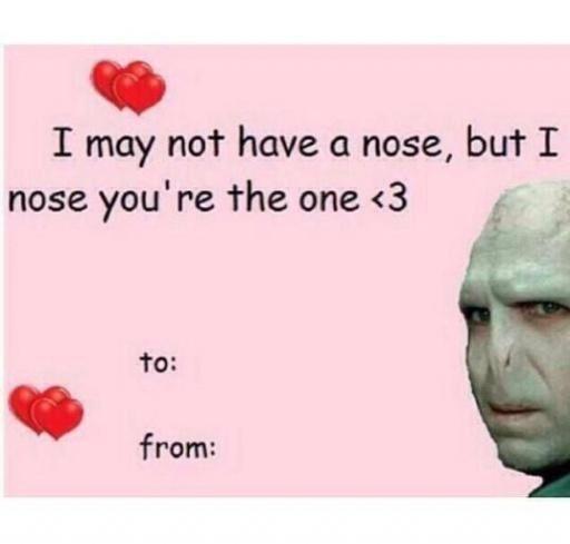 Hahaha Voldemort