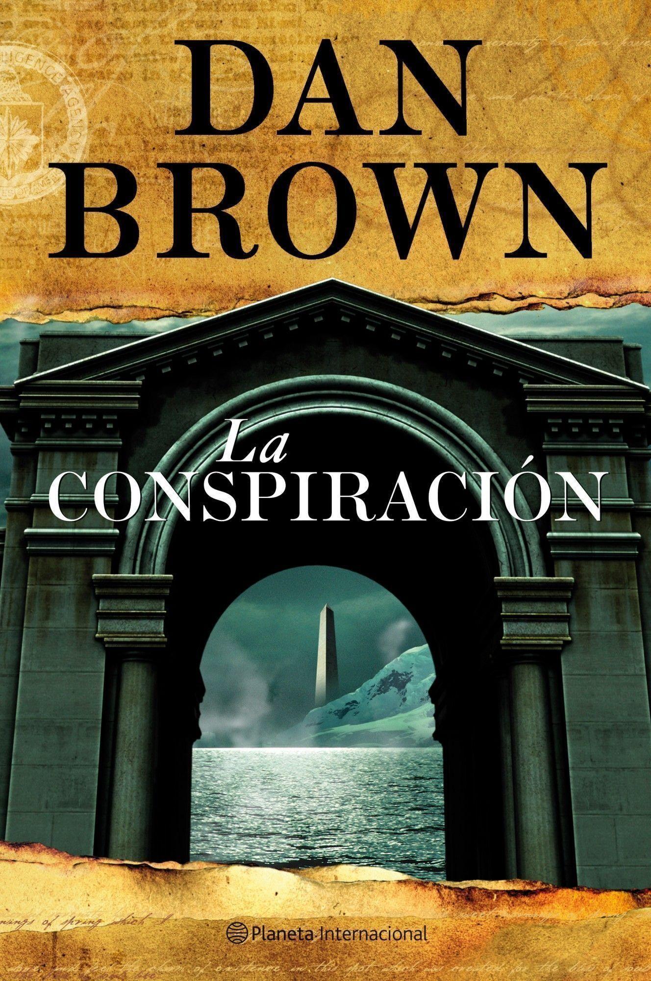 Descarga La Conspiración Dan Brown Https Ift Tt 2udjmaw Dan Brown Bajar Libros Gratis Libros