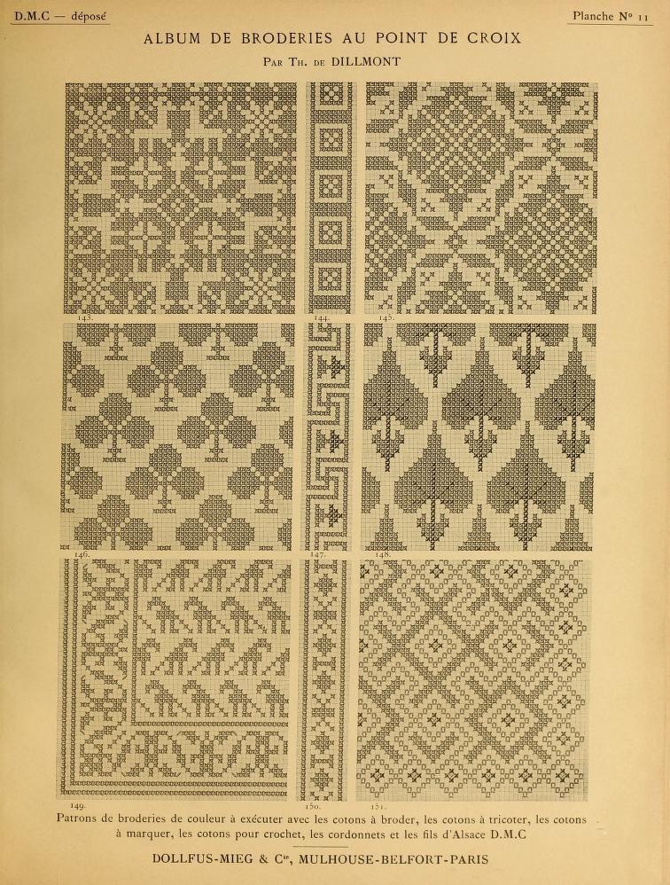Album de broderies au point de croix | Cross stitch bird, Cross stitch patterns, Cross stitch ...