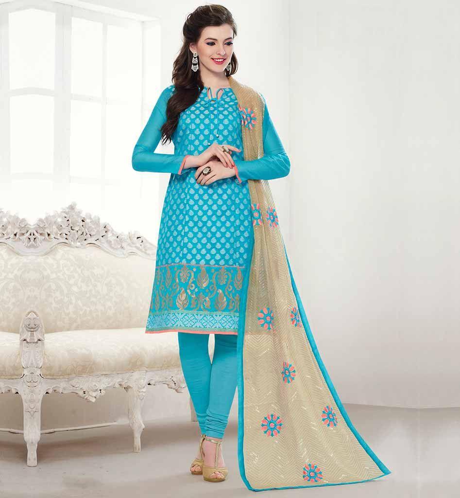 Simple salwar kameez dress patterns for girls #vdcbm1002 ...