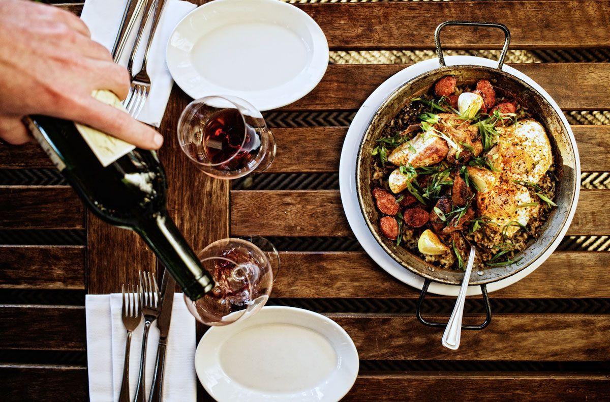 Fino Austin Tx Tapas Restaurant Food Soul Food