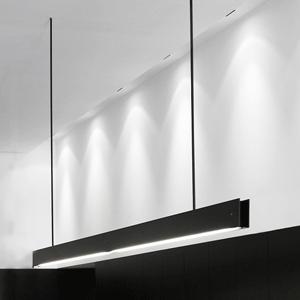 Image Result For Black Recessed Suspended Track Lighting Linear Pendant Lighting Linear