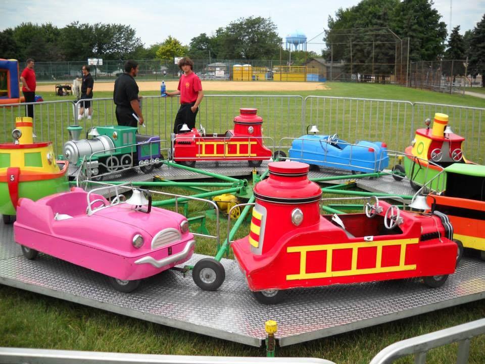Car show express carnival game rentals carnival rides
