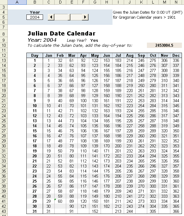 Image result for day of the year calendar 2018 spreadsheet | This