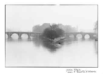 HENRI CARTIER-BRESSON (1908-2004) | Ile de la Cité, 1952 | Photographs Auction | 1950s, Photographs | Christie's