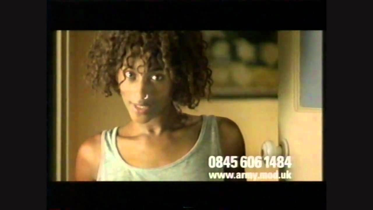 OMG OLD UK ARMY Recruitment TV Advert Check More At Http - British army hairstyle
