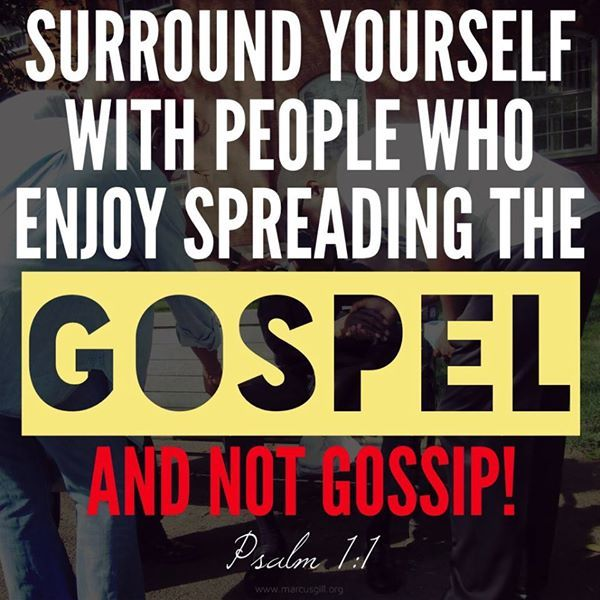 Gossip Sayings About Christian Quotes And
