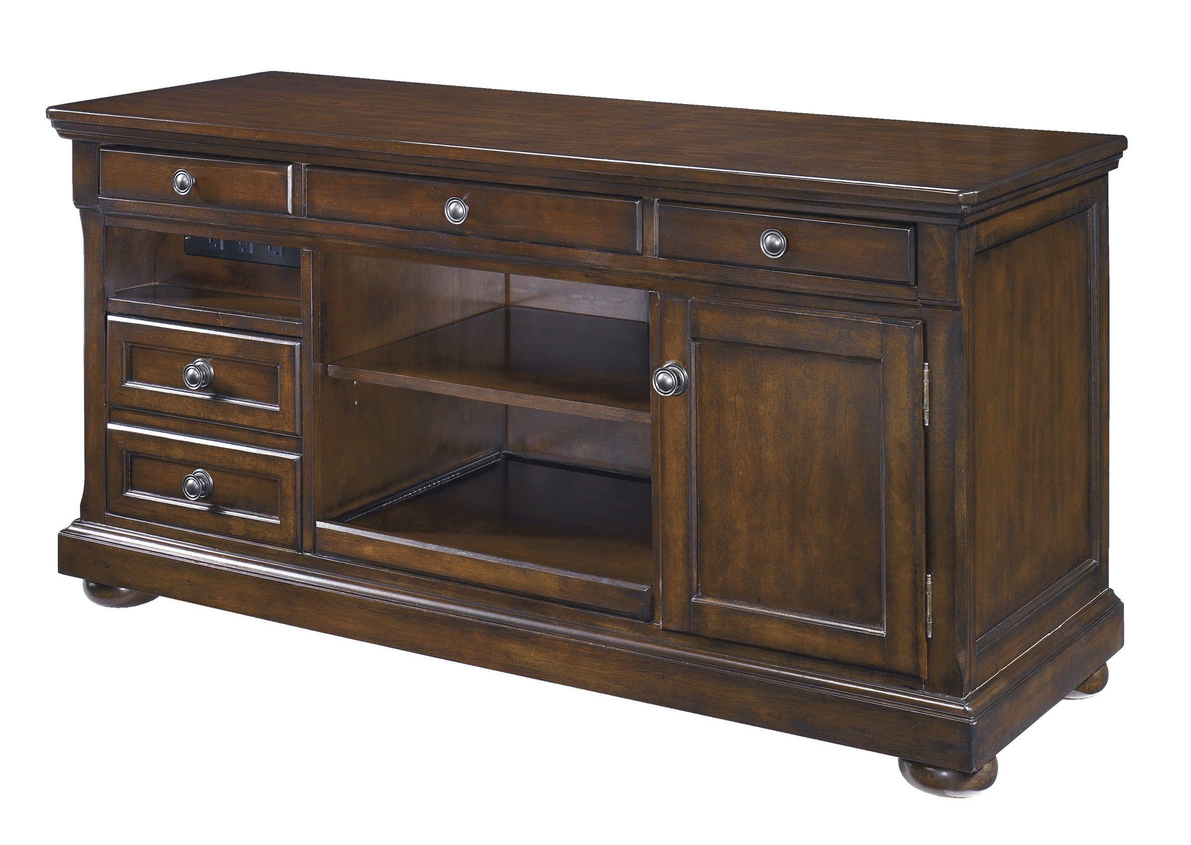 porter large credenza h697 46 desks from ashley at