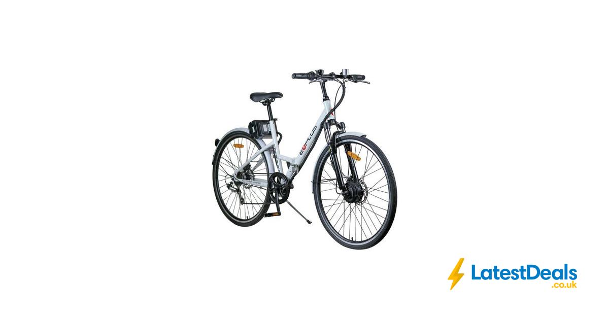 E-plus 700c Electric Folding Hybrid Bike, £549 99 at Argos | tech
